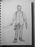 The Last of us Joel by niC00L