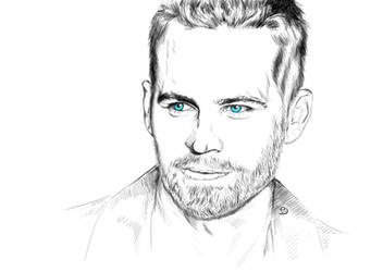 Paul Walker by niC00L