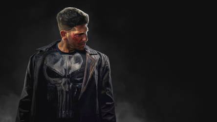 The Punisher by niC00L