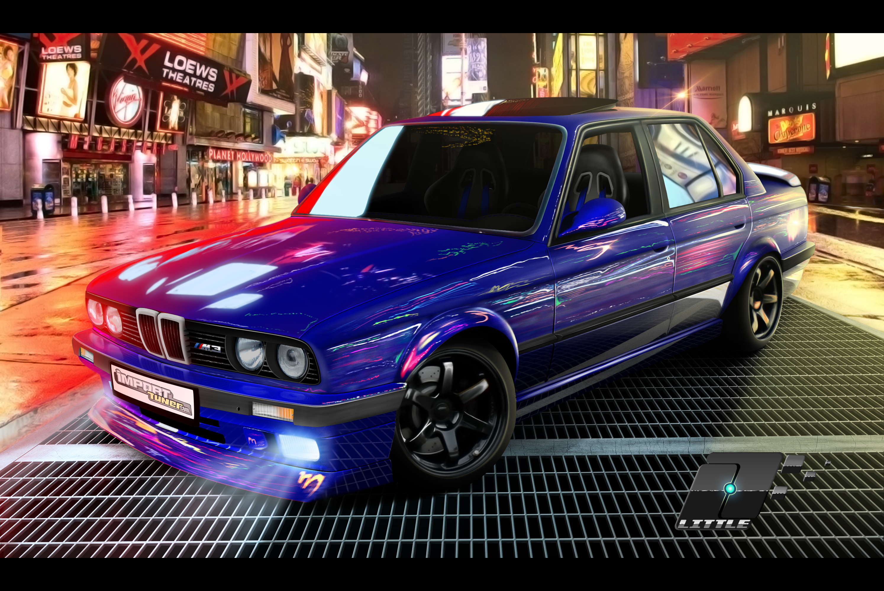 bmw e30 tuning by little777 on deviantart. Black Bedroom Furniture Sets. Home Design Ideas
