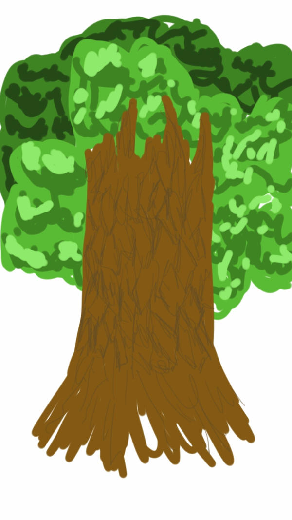 Tree by WeirdnessMaster25
