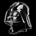 star wars vader helmet icon