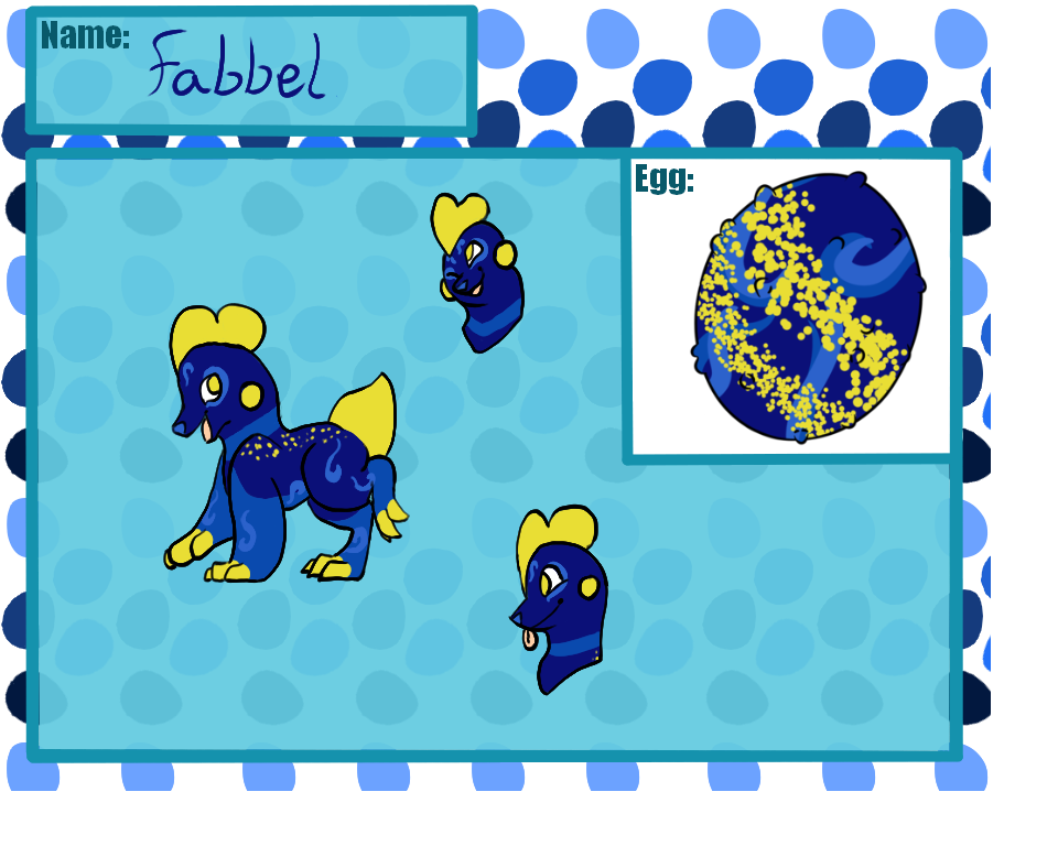 Fabbel [BABY REFF 2018] by Sinful-Days