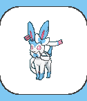 Sylveon (shiny) Background - Birthday Present 26 by Casting-Comets
