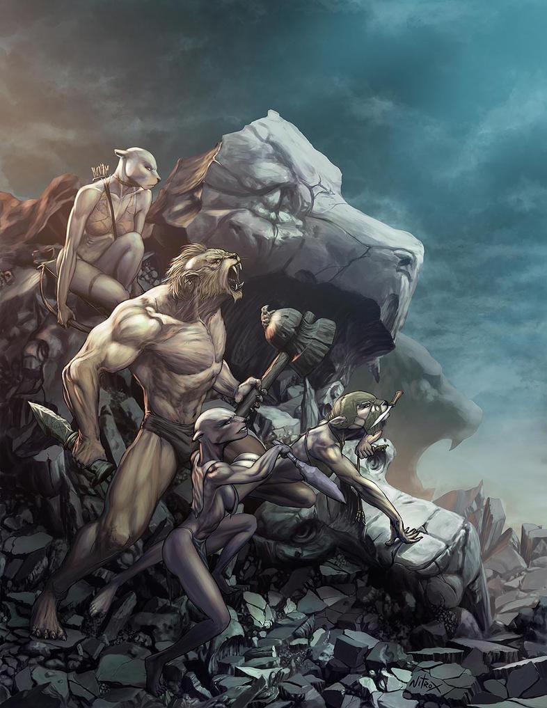 Imperio perdido by Nitrox-Marquez