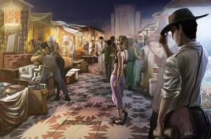 Alacrity market by Nitrox-Marquez