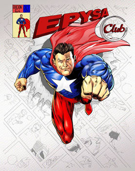 Epysa superheroe color