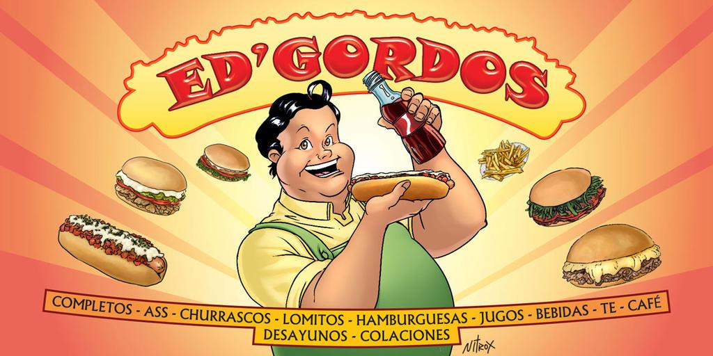 EdGordos by Nitrox-Marquez