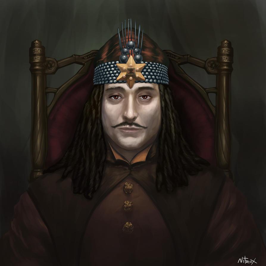 Vlad III SAF by Nitrox-Marquez