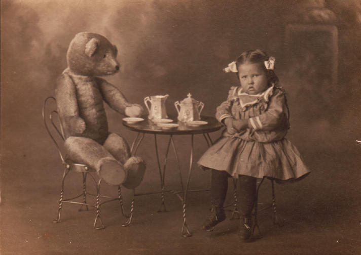 1912 Tea Party by rustymitchell