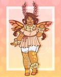 rose gold honey bug