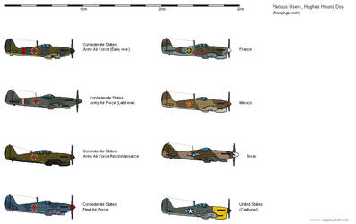 Hughes Hound Dog Various Users by Vexiphile