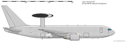 E-767 by Vexiphile
