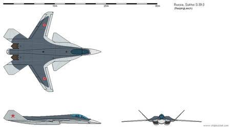Su-49 Facade Prototype by Vexiphile