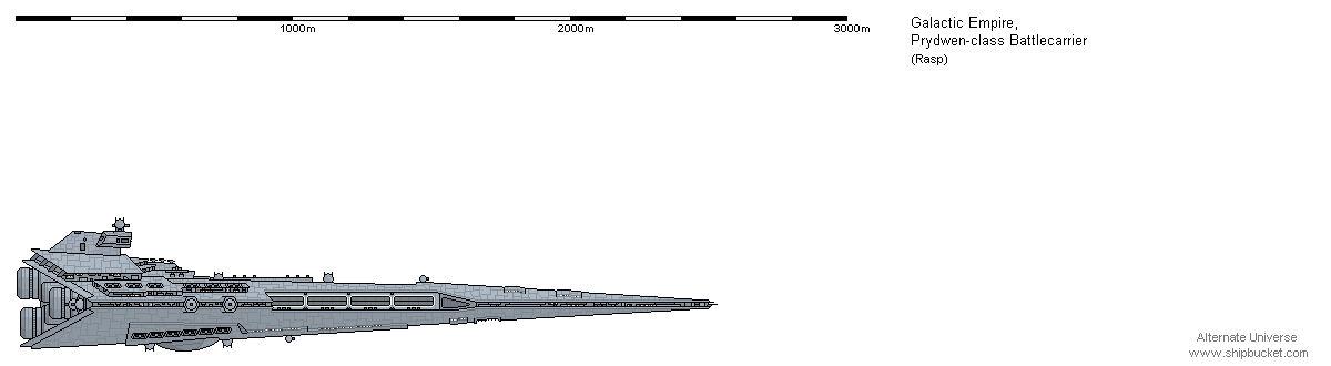 Prydwen-class Battlecarrier