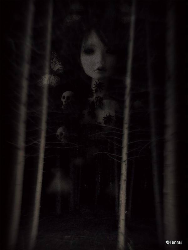 [Haunted Wardrobe] (ED Vivien) Roses (p22) - Page 7 In_a_forest_pitch_dark_by_vampyrtenrai-d61youu