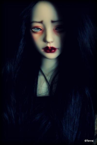 [Haunted] (PathosTale MiSheng) Bakemono da ! (p29) - Page 15 The_cursed_iii_by_vampyrtenrai-d7rdubt