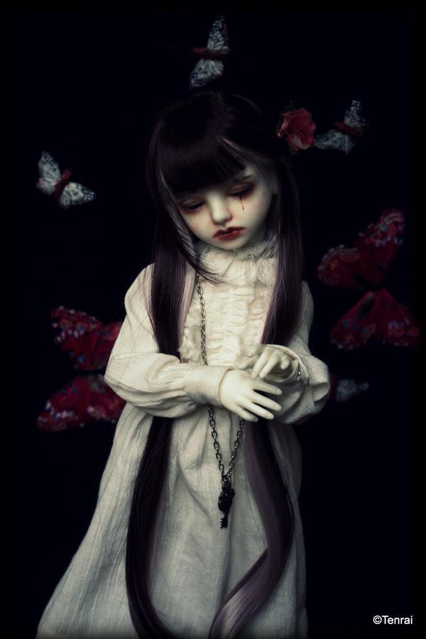 Mori by VampyrTenrai