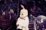 Le jardin des sortileges III by VampyrTenrai