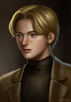 Johan Liebert-Monster by DATXD