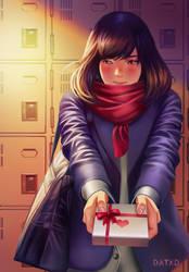 Valentine by DATXD