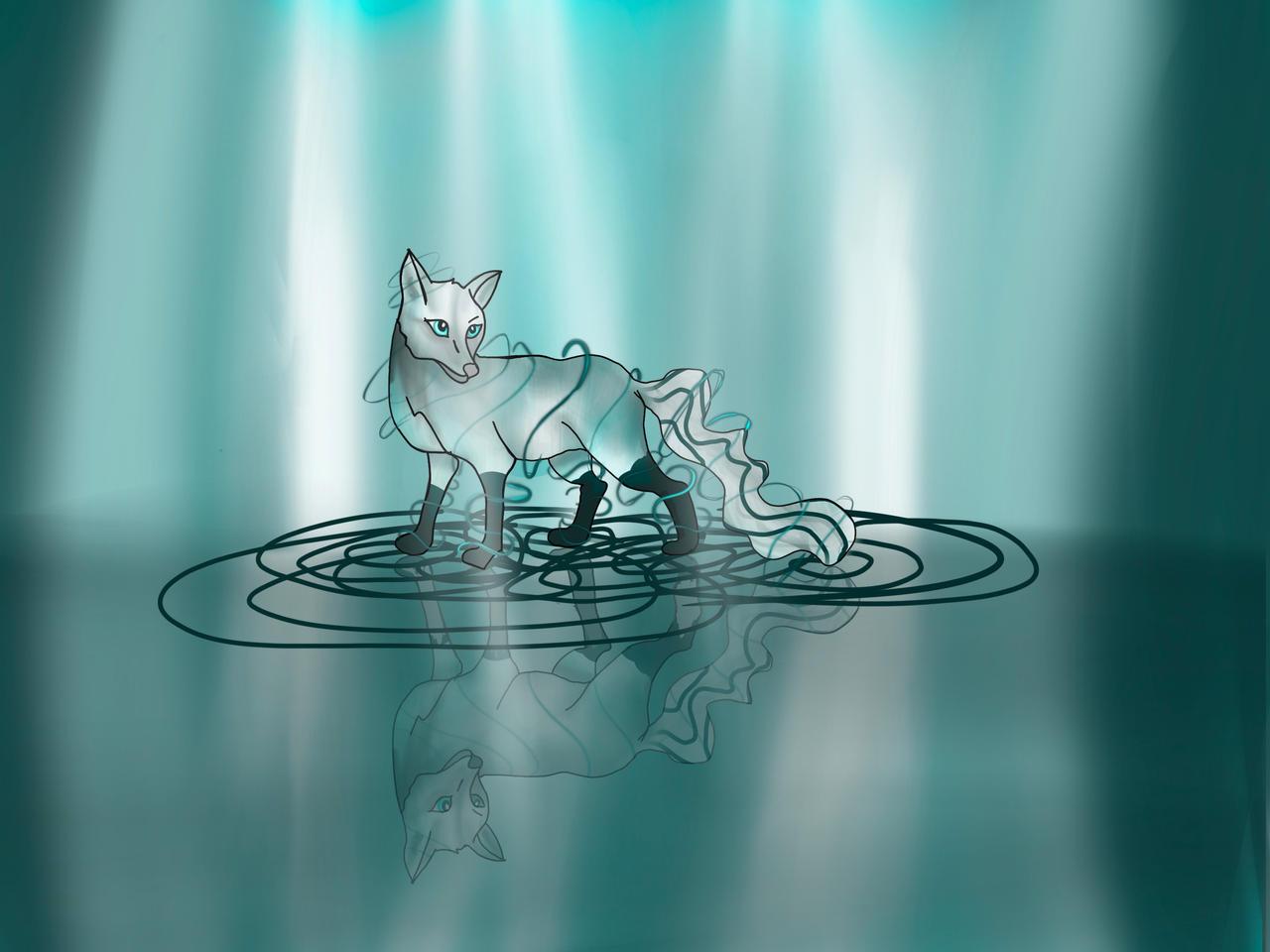Starlit waters