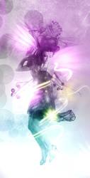 Lights Dancer by bergslay