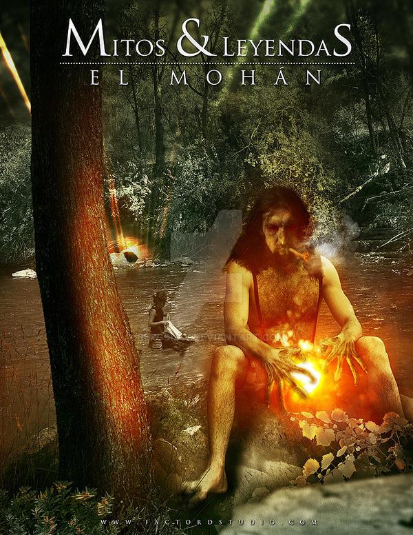 Mitos y Leyendas - El Mohan by bergslay