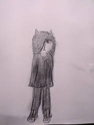 Cat Girl 1 by TyGuytheTimeTraveler