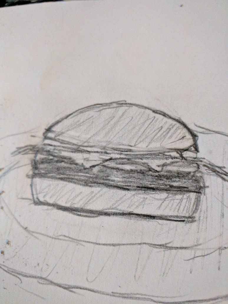 Hamburger by TyGuytheTimeTraveler