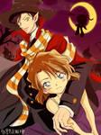 Halloween Rye and Sherry