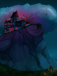 Haunted ? by hitpain