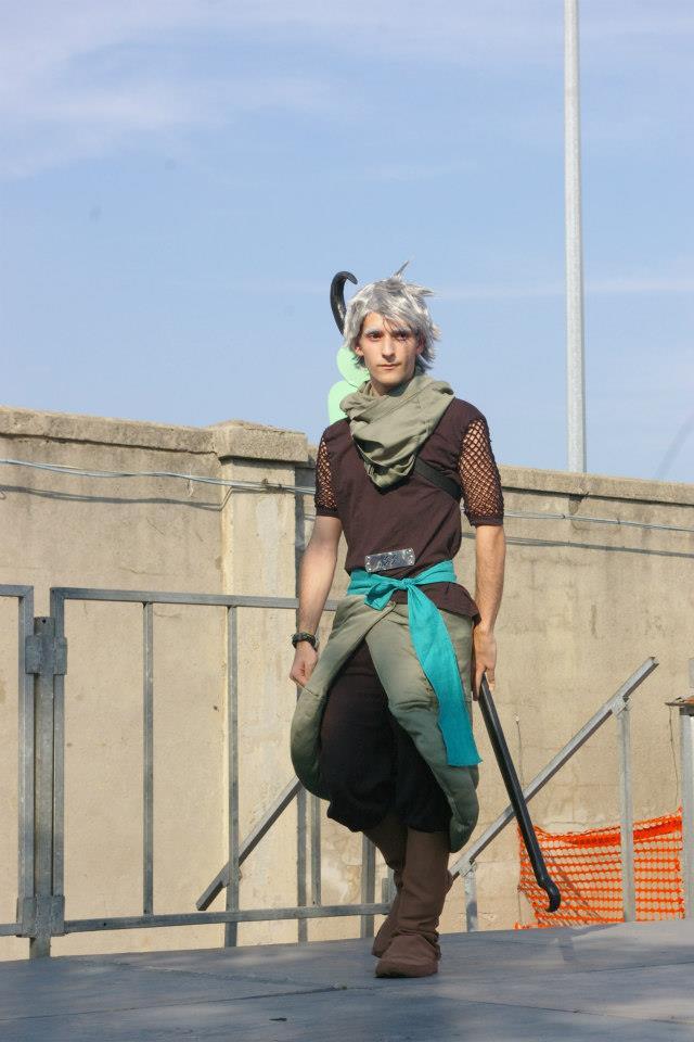 Yagura Cosplay remade by zexion94