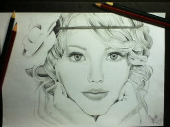 Taylor Swift by TabarakM