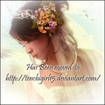 Seasonal brides - Autumn Bride by JustLynnWeav