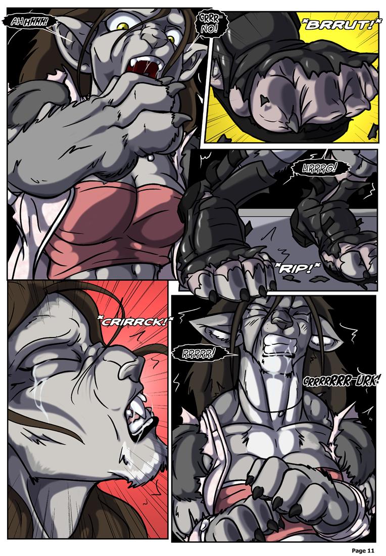 Werewolf commie part 2 p3