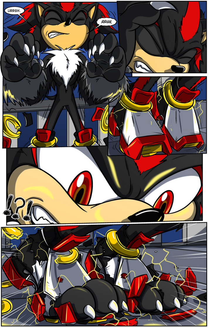 Chaos Uncontrolled page 2 by Black-rat