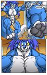 Krystal Blue drink! Page 9