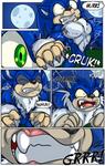 Werehog Prime p4 by Black-rat