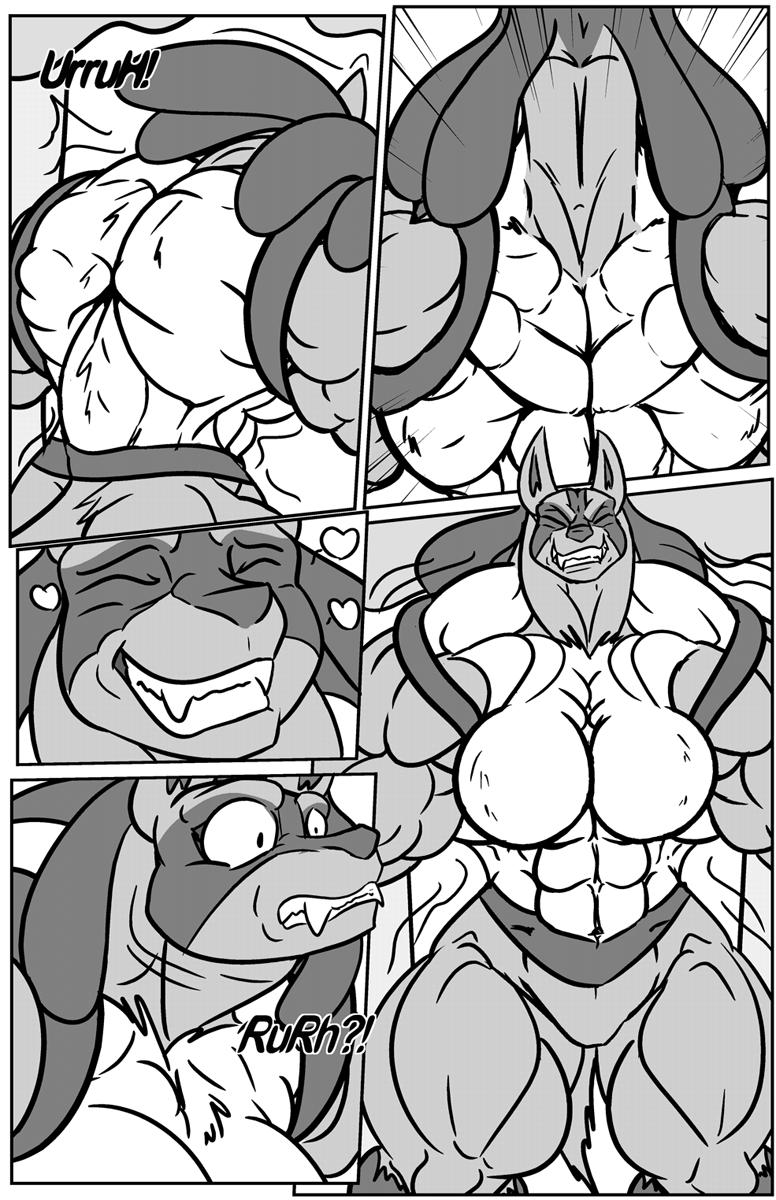 Hulkcario p7 by Black-rat