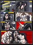 Werewolf Comic Comission p1