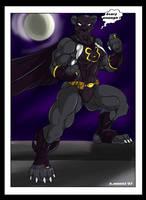 Batpanda p5 by Black-rat