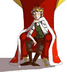King Ryan by yedi0212