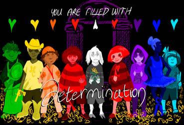 Determination by raema