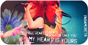paramore blend 5, by MobileAngel