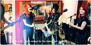 paramore blend 6 by MobileAngel