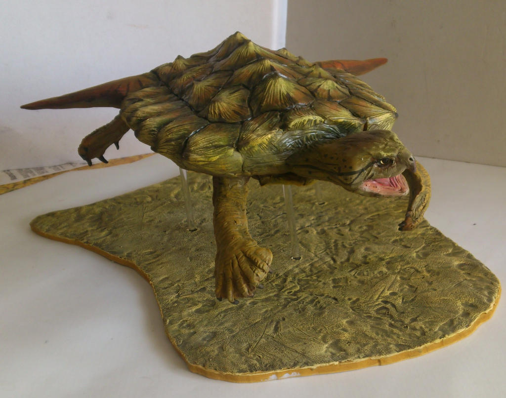 Sinemys gamera by fotostomias