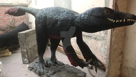 My dakotaraptor steini