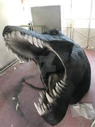 New t rex head
