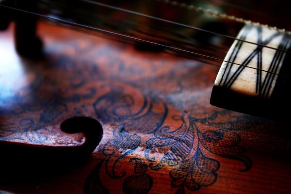 Hardanger Fiddle by ibzotern
